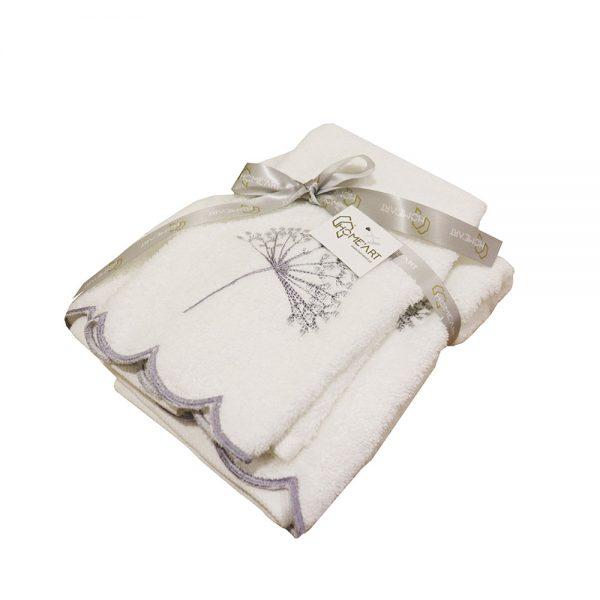 Conjunto 2 toalhas