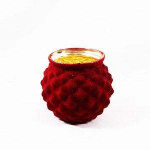 Tealight Vermelho | Homeart - Design e Decoração de Interiores | 18000156