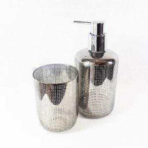 Doseador com copo | Homeart - Design e Decoração de Interiores | 18000212