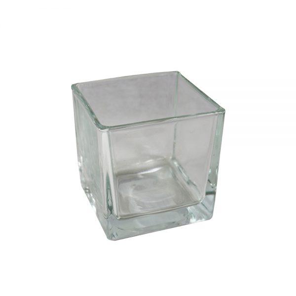 Vaso formato Cubo