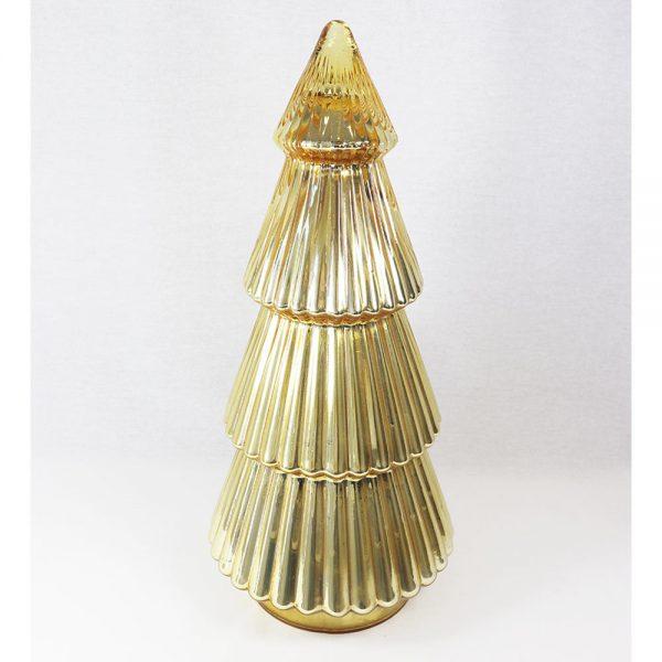 Árvore Natal Dourada