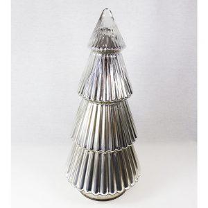 Árvore de Natal Prateada | Homeart - Design e Decoração de Interiores | 18000388