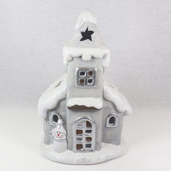 Casa Branca com Torre