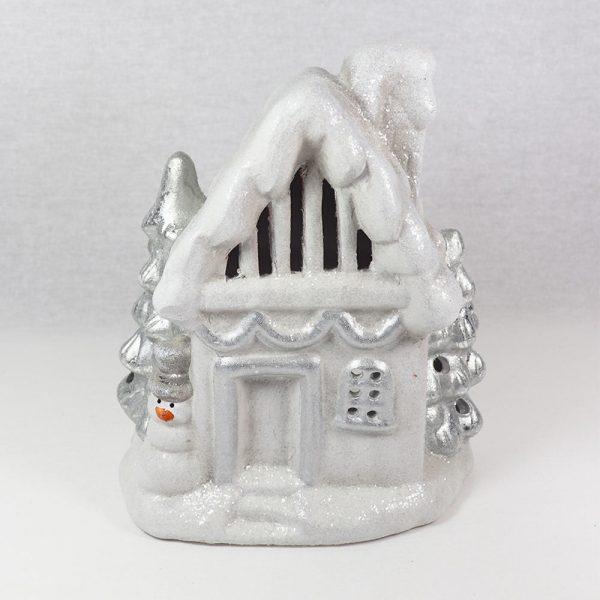Casa Branca c/ Neve