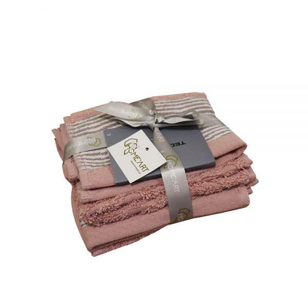 Conjunto 2 toalhas Algodão
