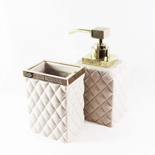Conjunto Acessórios banho Lene Bjerre