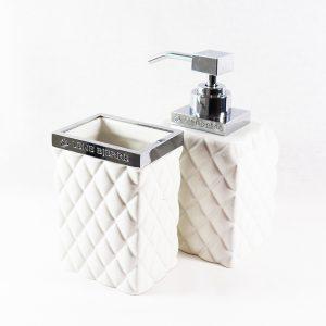 Conjunto Acessórios Banho | Homeart - Design e Decoração de Interiores | 1800157