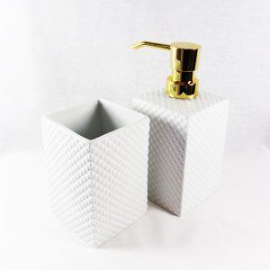 Doseador com copo | Homeart - Design e Decoração de Interiores | 19000509