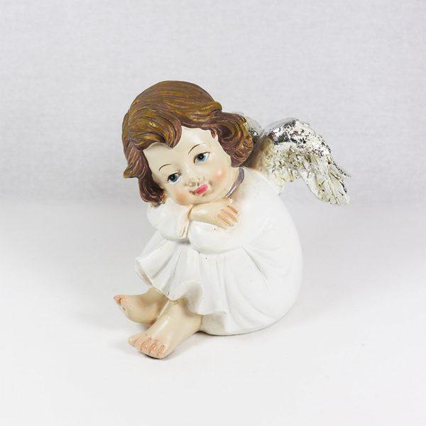 Figura Anjo Sentado