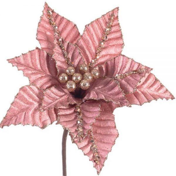 Flor Rosa Decorativa