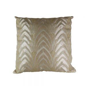 Almofada Bordado Metalizado | Homeart - Design e Decoração de Interiores | 18000187