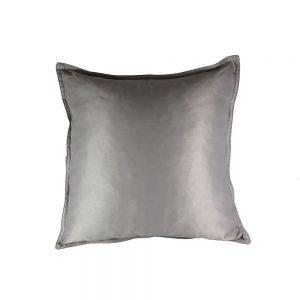 Almofada Cetim Basic Grey | Homeart - Design e Decoração de Interiores | 18000188