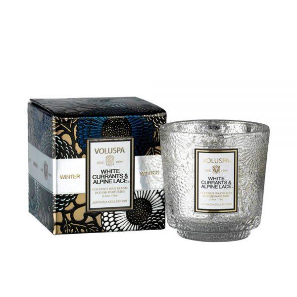 Vela Perfumada White Currants & Alpine Lace Voluspa