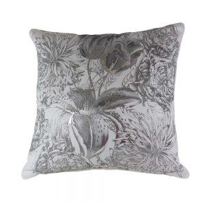 Almofada Algodão Grey Metalized | Homeart - Design e Decoração de Interiores | 18000472