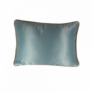 Almofada Cetim Bordado Trellis | Homeart - Design e Decoração de Interiores | 18000480