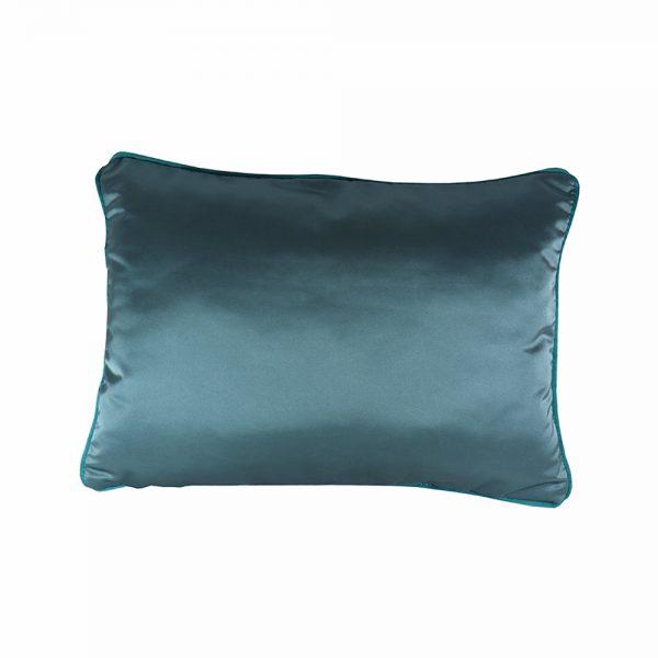 Almofada Cetim Azul
