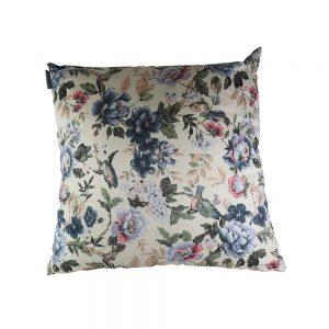 Almofada Algodão Blue Flower | Homeart - Design e Decoração de Interiores | 18000482