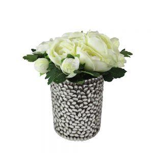 Vaso com Brilhantes | Homeart - Design e Decoração de Interiores | 18000305