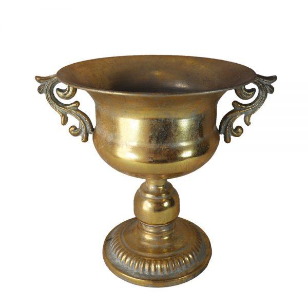 Vaso em formato de Taça