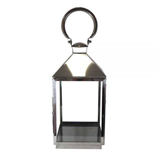 Lanterna de Metal com Asa