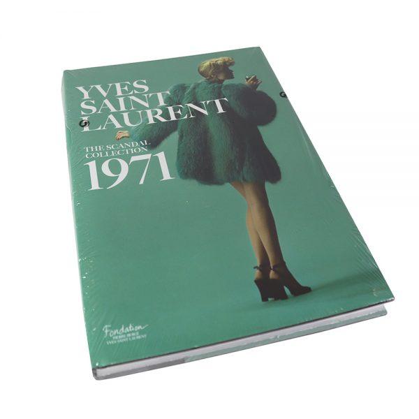 Livro Yves Saint Laurent