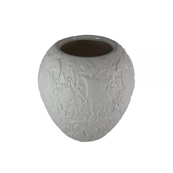 Jarra de Cerâmica com Relevo