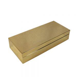Caixa Dourada | Homeart - Design e Decoração de Interiores | 19000550