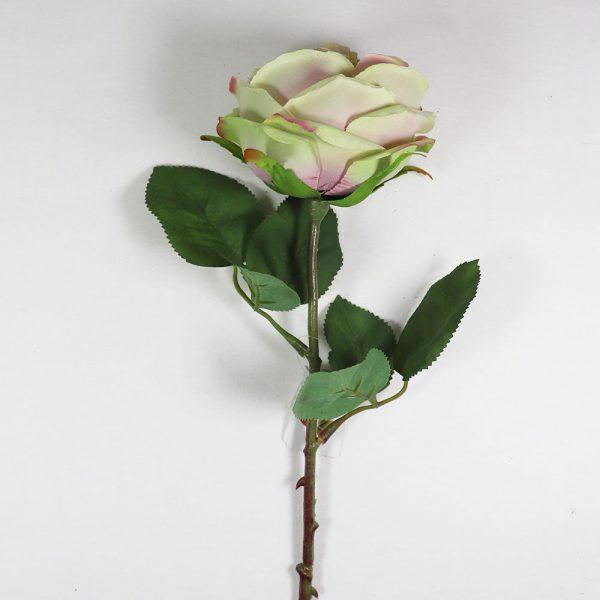 Pé de Rosa Caqui Artificial