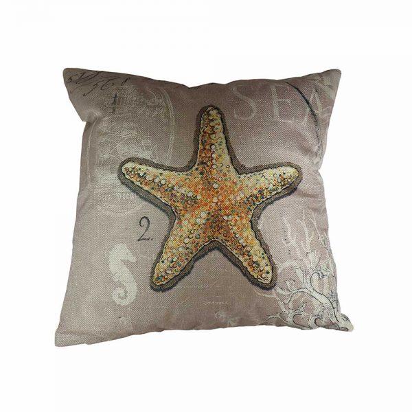 Almofada Linho The Sea Star