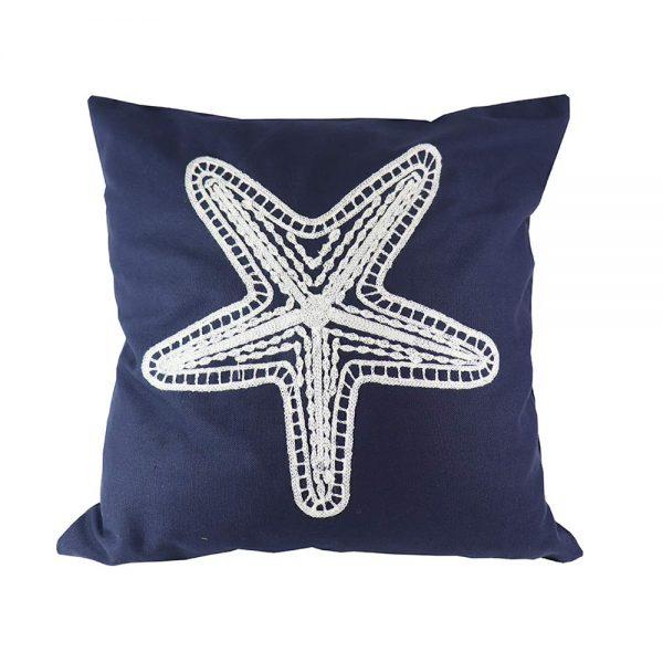 Almofada Algodão Estrela Do Mar