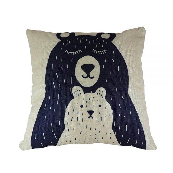 Almofada Linho Urso