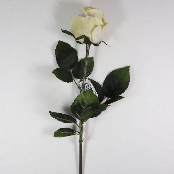 Rosa Branca Artificial
