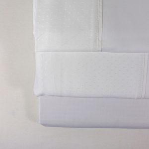 Jogo de Cama Branco | Homeart - Design e Decoração de Interiores | 1800165