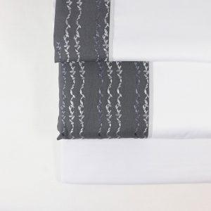 Jogo de Cama Bordado | Homeart - Design e Decoração de Interiores | 1800167