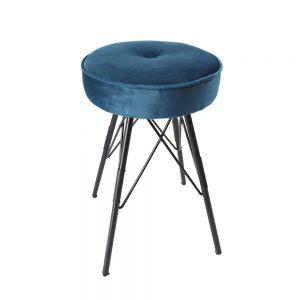 Banco Azul e Preto | Homeart - Design e Decoração de Interiores | 19000522