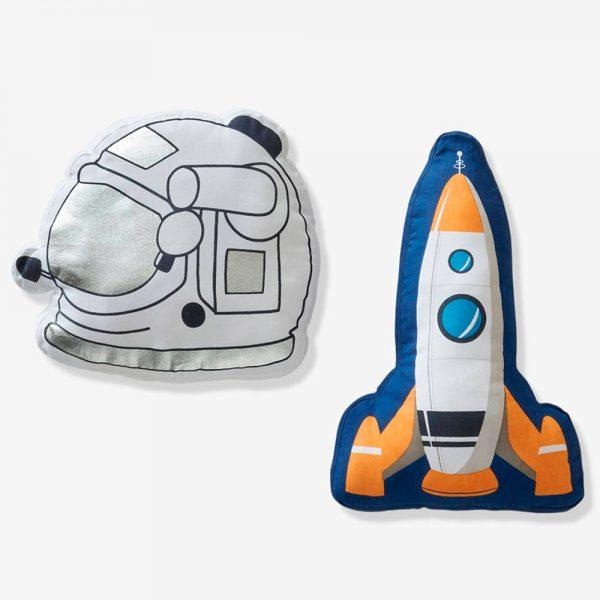 Almofadas Astronautas
