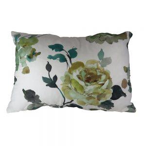 Almofada Algodão Green Flowers | Homeart - Design e Decoração de Interiores | 19000577