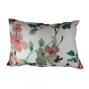 Almofada Algodão Rose Flowers | Homeart - Design e Decoração de Interiores | 19000577