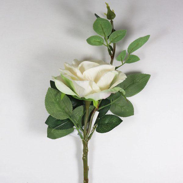 Haste de Rosa Branca