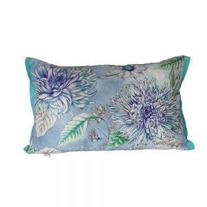 Almofada com Pormenor Azul | Homeart - Design e Decoração de Interiores | 19000608