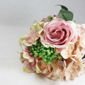 Bouquet Hortênsias e Rosas Artificial | Homeart - Design e Decoração de Interiores | 19000706
