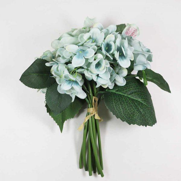 Bouquet Hortênsias e Rosas Artificial