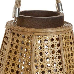 Lanterna Fibra e Corda | Homeart - Design e Decoração de Interiores | 19000780