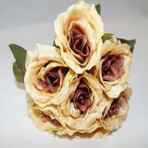 Atado 7 Rosas cor Barro | Homeart - Design e Decoração de Interiores | 19000794