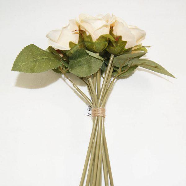 Atado 7 Rosas Bege
