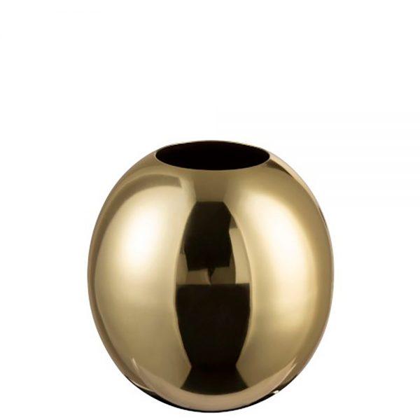 Jarra Bola Metal Dourado