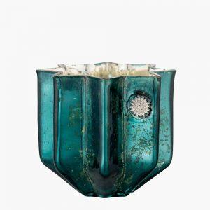 Tealight Vidro Mercurizado | Homeart - Design e Decoração de Interiores | 19000845