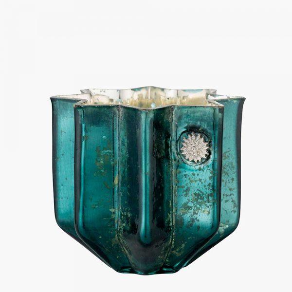 Tealight Vidro Mercurizado Verde