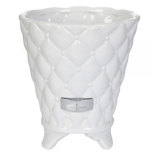 Vaso Cerâmica Lene Bjerre Branco