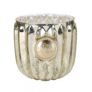 Tealight Vidro Mercurizado Lene Bjerre | Homeart - Design e Decoração de Interiores | 19000853